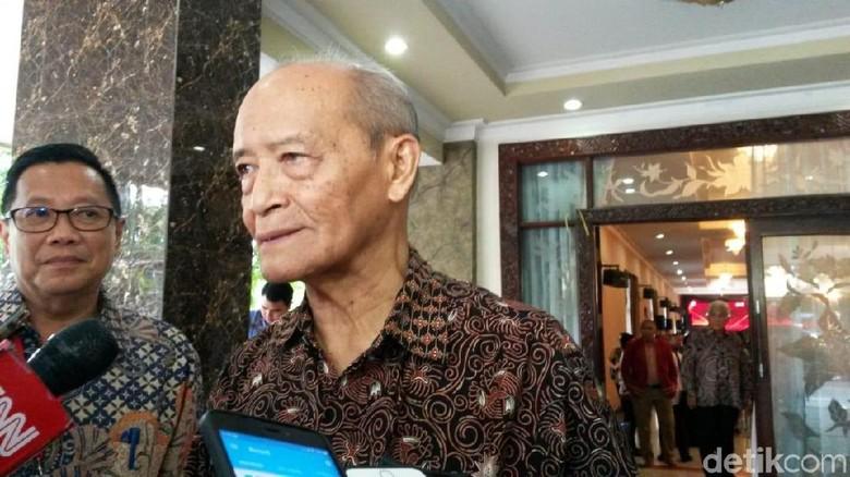 Buya Syafii Soroti Perbedaan MK dan MA di Kasus OSO vs KPU