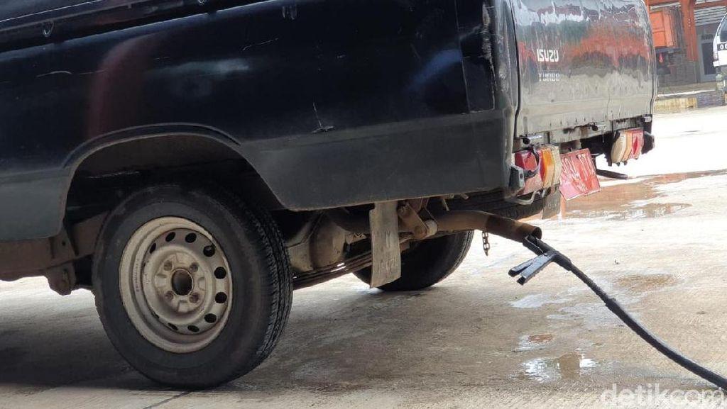 Seperti Ini Prosedur Uji Emisi Kendaraan Diesel