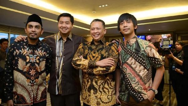 Ketua DPR Tak Masalah RUU Permusikan Ditarik dari Prolegnas