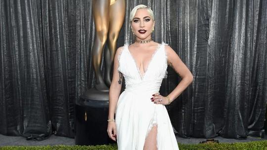 Lady Gaga ala Marilyn Monroe
