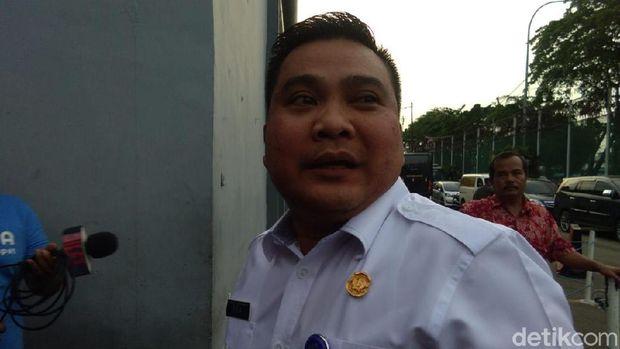 Kepala Rutan Klas I Cipinang, Oga Darmawan