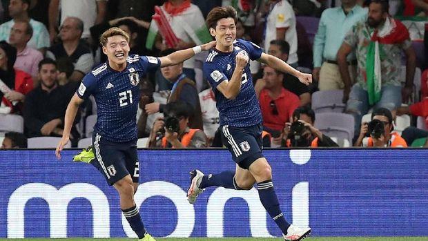 Menang 2-0 atas Iran, Jepang Melaju ke Final Piala Asia 2019
