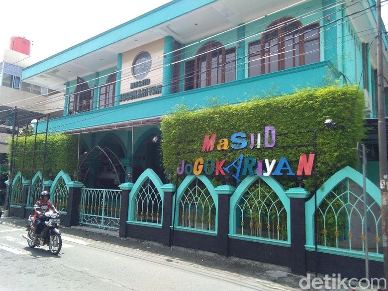 Masjid Jogokariyan Dilempari Batu, MUI Curiga Ada Provokator