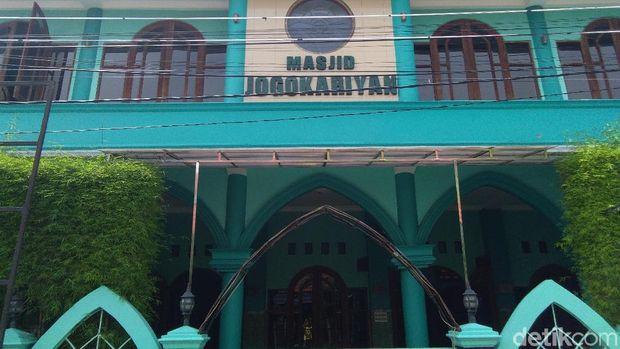 Masjid Jogokariyan, Yogyakarta.