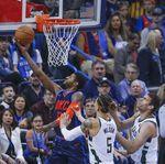 Hasil NBA: Thunder Hentikan Rekor Apik Bucks