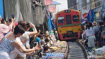 Pasar Berani Mati di Thailand