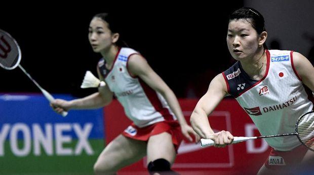 Sempat Demam, Ganda Jepang Tetap ke Final Indonesia Open 2019