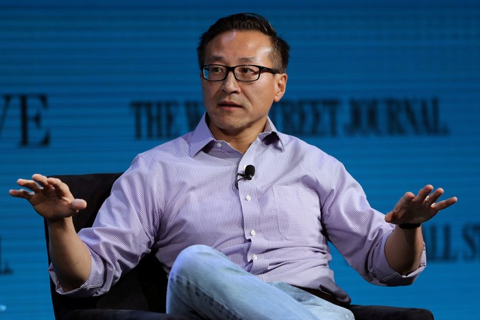 Joe Tsai. Foto: Reuters