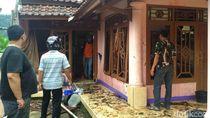 Pelaku Peledakan Rumah Pakai Elpiji Ditangkap di Hutan Sukabumi