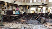 20 Orang Tewas Akibat Ledakan Bom Gereja di Filipina