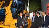 Kebutuhan alat berat khususnya di pulau Jawa masih sangat tinggi terutama untuk proyek-proyek infrastruktur yang terus digenjot pemerintah. Istimewa