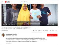 Wow! Jumlah Subscribers Ahok Salip Jokowi