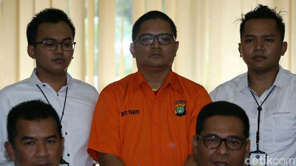 Ini Tampang Pelaku Penipuan Pencatut Nama Jokowi