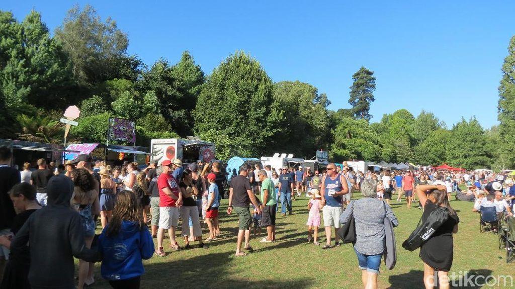 Foto: Festival Kuliner Paling Seru di Selandia Baru