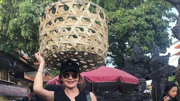 Momen-momen Sebelum Tamara Bleszynski Tutup Warung