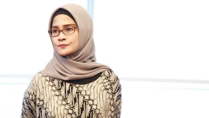 Adita Irawati, stafsus presiden bidang komunikasi
