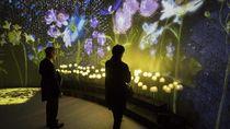 Keren! Menikmati Keindahan Beragam Bunga dalam Sajian Digital