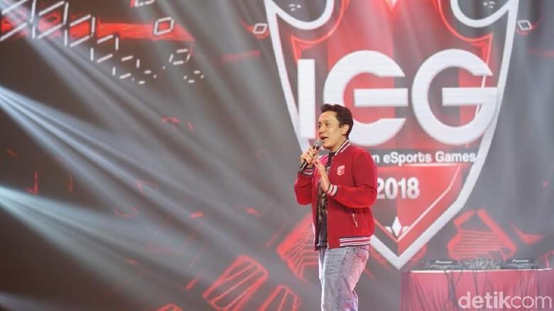 Diaz Hendropriyono: PKPI Siap Perjuangkan RUU e-Sports Jika Masuk DPR