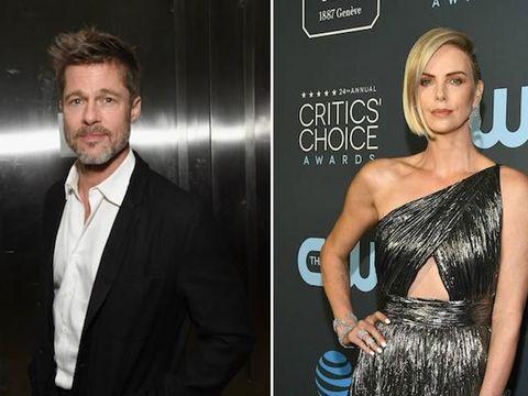 Brad Pitt & Charlize Theron Sudah Pacaran 4 Bulan, Kata Mantan Bodyguard