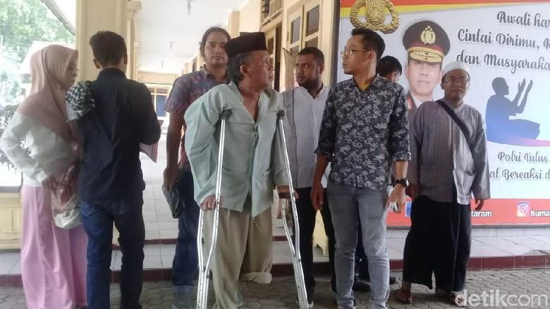 Pengacara: Pemuda yang Sebut Pendukung Jokowi Munafik Tak Berniat Jahat