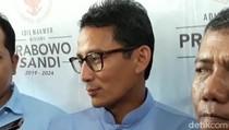 Cara Sandi Menyentil Aksi 31 Kepala Daerah Jateng Dukung Jokowi