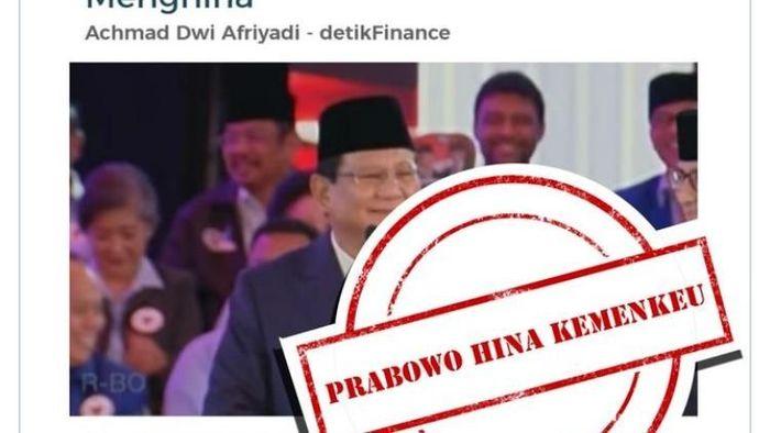 Menteri Pencetak Utang