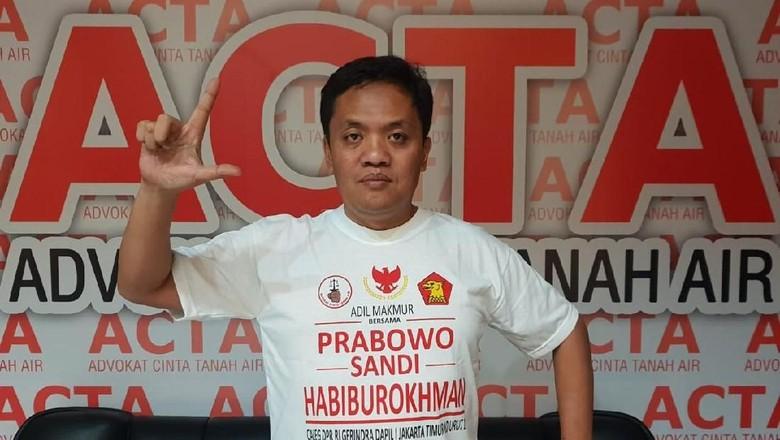 Elektabilitasnya di Bawah Menpora, Habiburokhman: Aneh, Masak Saya Tak Nomor 1