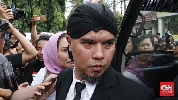 Banding Ahmad Dhani Dikabulkan, Hukuman Dipotong 6 Bulan