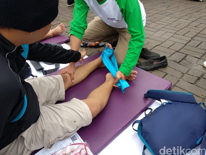 Masyarakat pun berharap kegiatan ini bisa diadakan secara rutin. (Foto: Widiya Wiyanti/detikHealth)