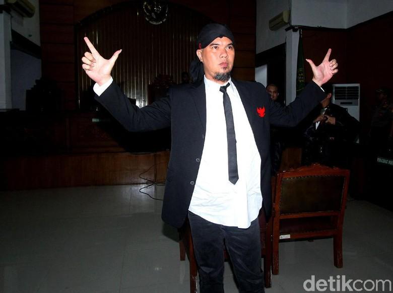 Dukungan Ahmad Dhani soal Ahok Jadi Youtuber