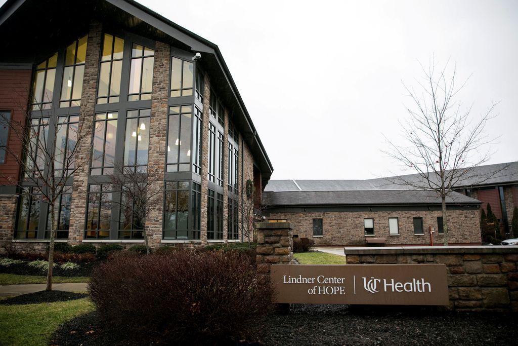 Lindner Center for Hope yang berada di Mason, Ohio, AS, merupakan salah satu pusat rehabilitasi para candu internet. Foto: REUTERS/Maddie McGarvey