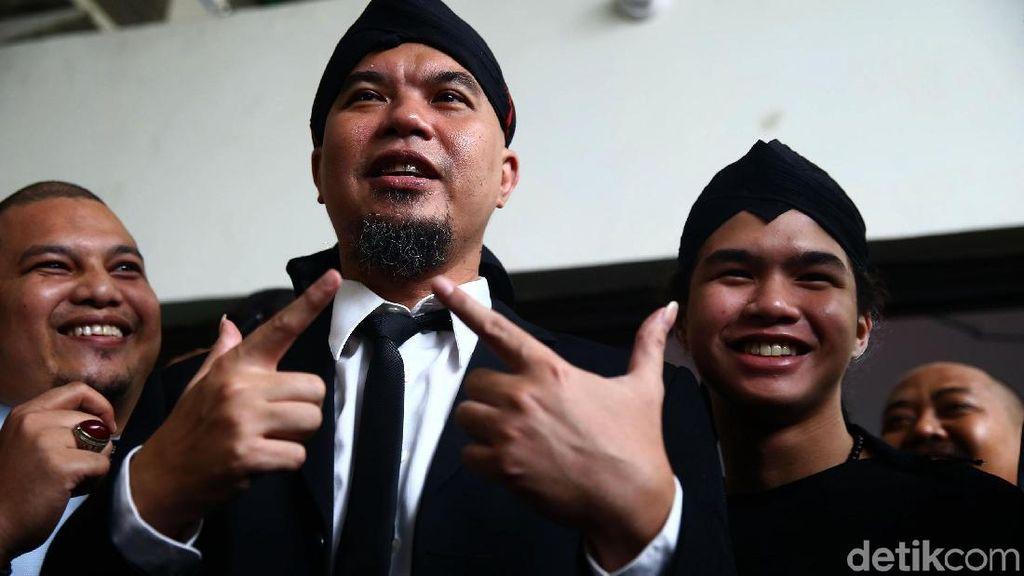 Divonis 1,5 Tahun, Ahmad Dhani Langsung Ditahan