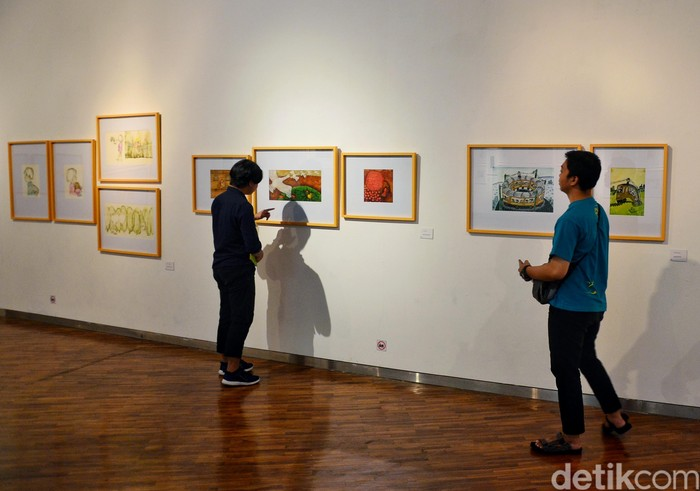 Festival Cerita Anak (TaCita) 2019 digelar di Bandung. Festival ini menampilkan beragam ilustrasi dan desain sampul buku anak dari Indonesia dan Jepang.
