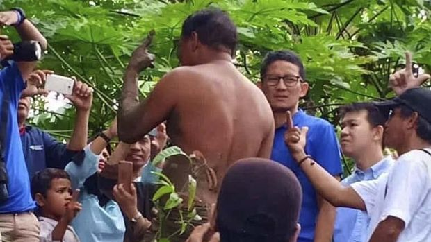 Sandiwara Uno Jilid II di Makassar Jadi Cibiran Jurkam Jokowi