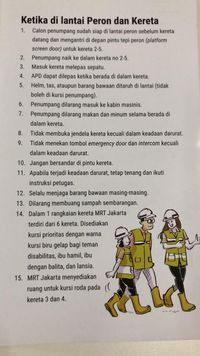 Staf MRT Sempat Tegur Selebgram yang Pose Injak Kursi