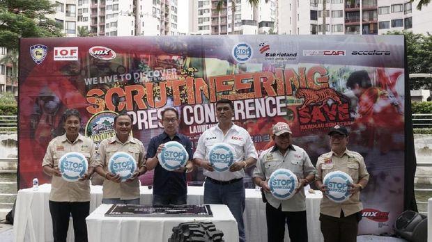 Setahun Absen, Indonesia Off-road Expedition Digelar Lagi Tahun Ini
