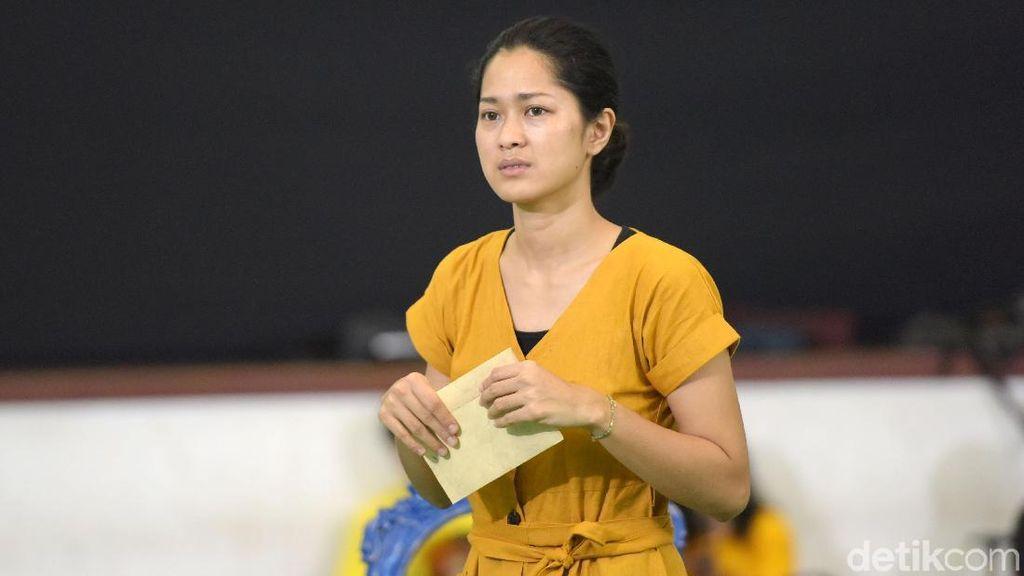 Prisia Nasution Butuh Napas Panjang Perankan Putri Amir Hamzah