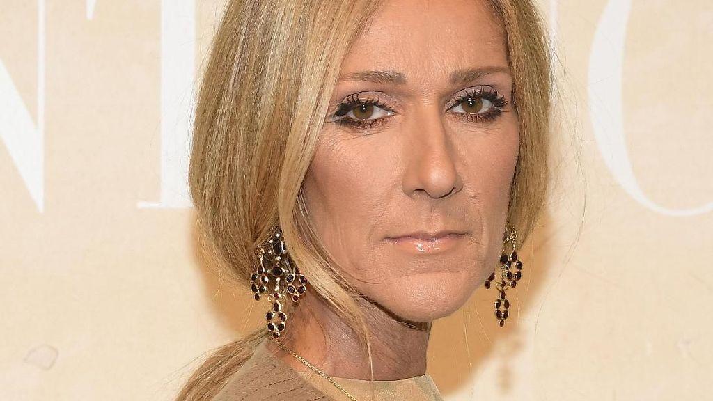 Transformasi Dramatis Celine Dion Berambut Pendek, Nyaris Tak Dikenali