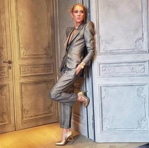 Bikin Melongo, Cerita Celine Dion Koleksi 10 Ribu Sepatu di Lemari Canggih