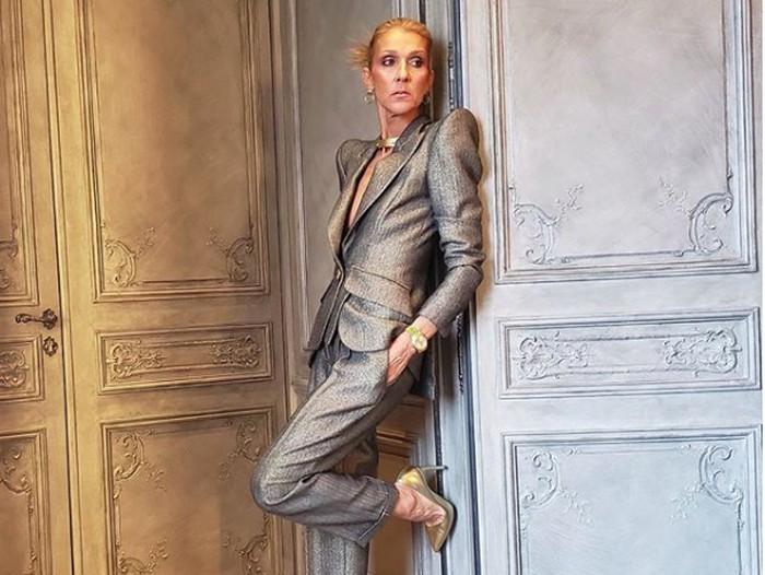 Celine Dion (Foto: Instagram/@celinedion)