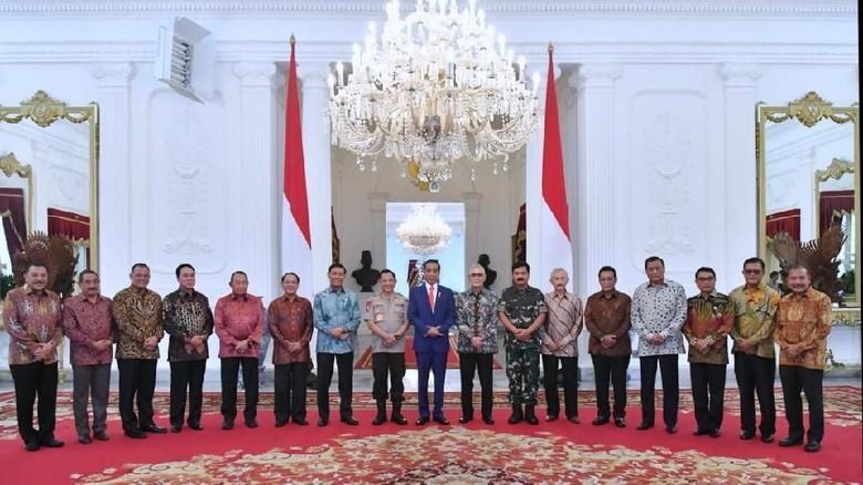 Gatot Nurmantyo Masih di Antara Jokowi dan Prabowo