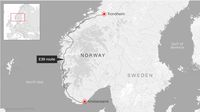Ambisius! Norwegia Mau Bikin Terowongan Mengambang Dalam Air