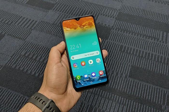 Samsung Galaxy M10. Foto: News18