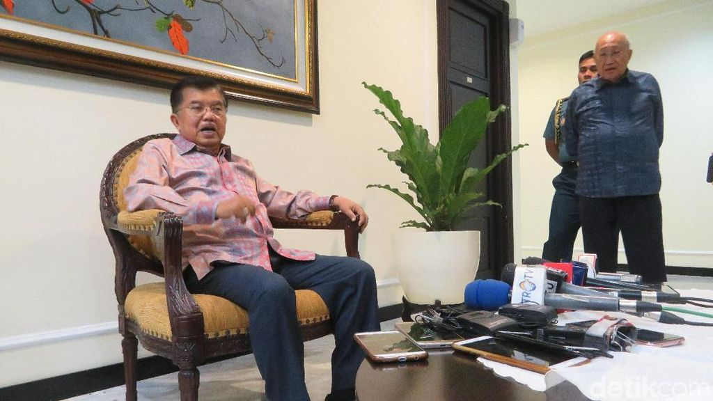Cak Imin Incar Ketua Umum PSSI, JK: Yang Pengalaman Erick Thohir