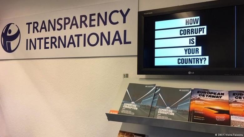 Transparency International: Makin Lemah Demokrasi, Makin Tinggi Korupsi