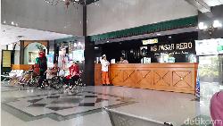 Pasien DBD di RSUD Pasar Rebo Naik Lebih dari 50 Persen