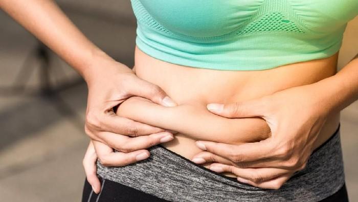 Penyebab perut buncit. Foto: iStock