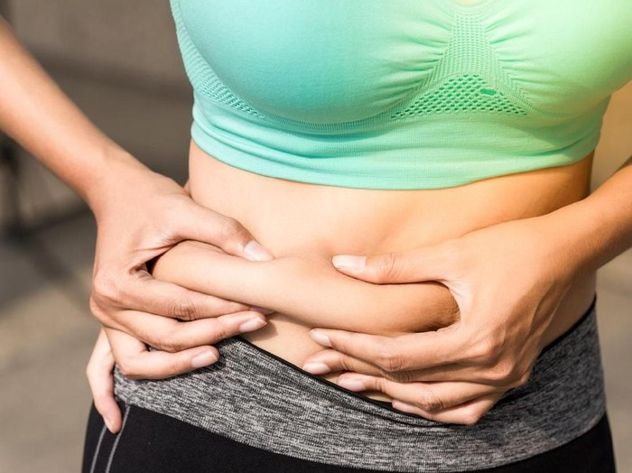 11 Cara Menghilangkan Lemak di Perut Secara Sehat dan Alami  Foto: iStock