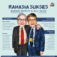 Orang Terkaya Dunia di 2019: Jeff Bezos sampai Warren Buffett