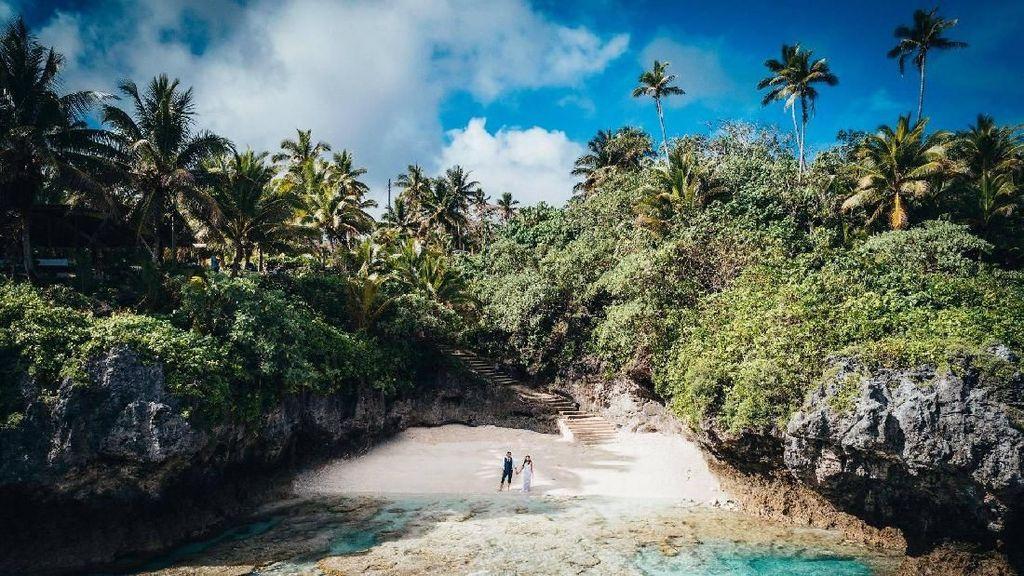 Surga Kesepian di Pasifik, Bebas Visa buat Orang Indonesia